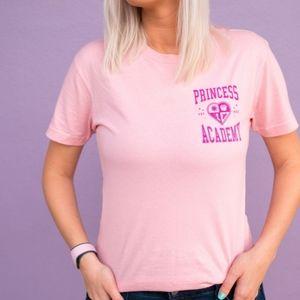 Oh Yeah Apparel Disney Princess Academy Shirt